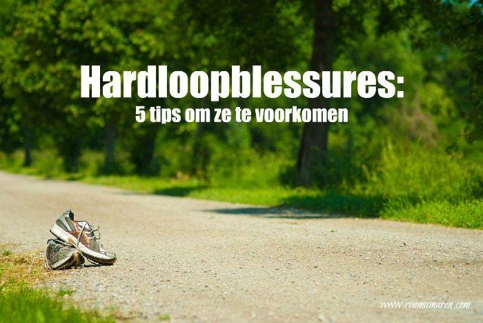 hardloopblessures