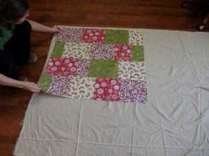 Learn how to make quilts... Easy directions