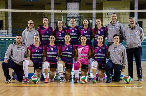 Volley Europea 92-Aprilia: domani scontro diretto per la zona play-off