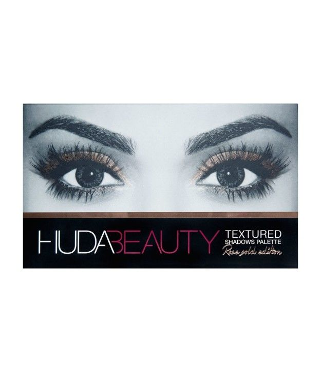 Huda Beauty Rose Gold Eyeshadow Palette, £56 | 11 Expensive Beauty Products That Are Actually Worth The Money