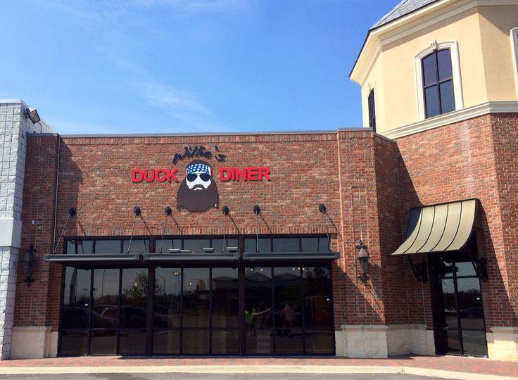 Willies Duck Diner - West Monroe, La