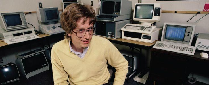 Pokud by dnes jednašedesátiletý zakladatel Microsoftu a miliardář Bill Gates měl možnost vrátit se časem do doby, kdy mu bylo 19 let, nahnul...