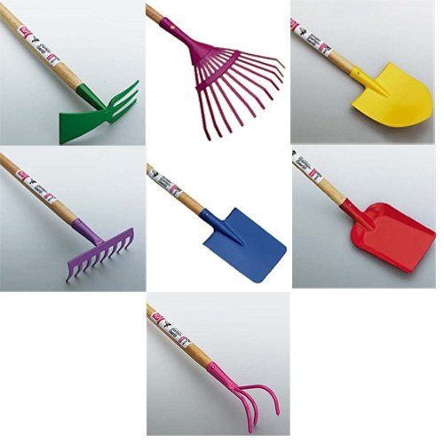 Kids Gardening Tools - 7 Piece Set
