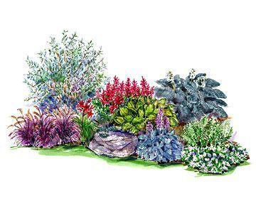 best 25 shade garden ideas on pinterest shade plants shade landscaping and shade garden plants