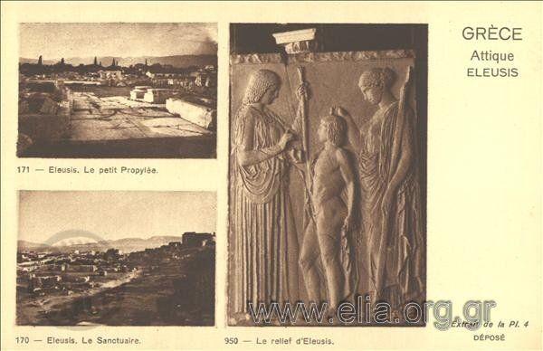 ΕΛΕΥΣΙΝΑ (1910' s)  Photo: Frederic Boissonnas  ΑΡΧΕΙΟ ΕΛΙΑ http://eliaserver.elia.org.gr/elia/site/content.php?sel=25&showimg=true&firstDt=21&present=504787