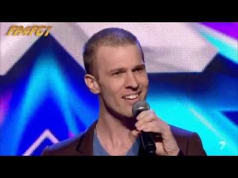 ROHAN HERRING: 'I Believe I Can Fly' - The X Factor Australia 2013 - Aud...