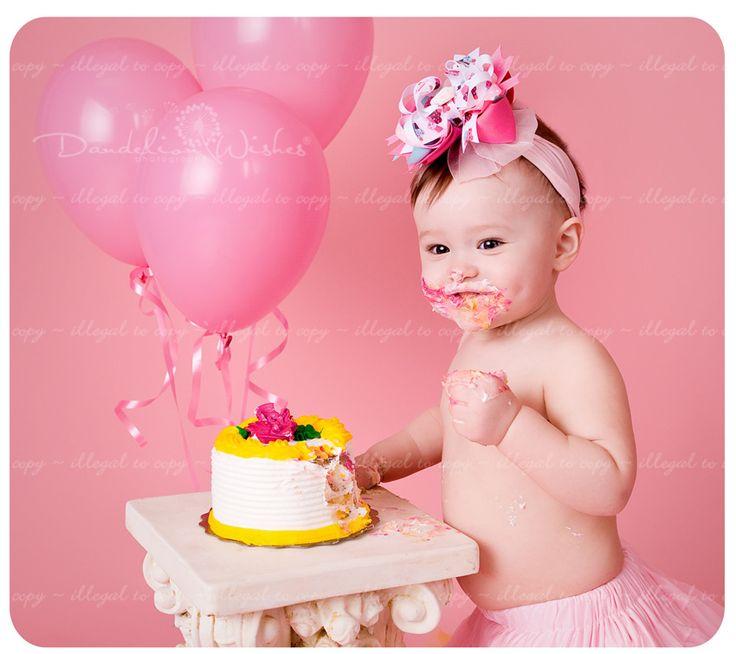 Baby's 1st Birthday Photos