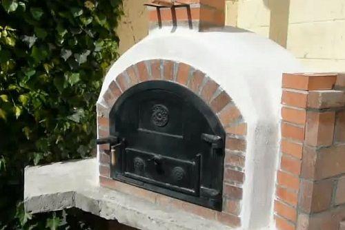Tutorial para construir un horno de leña casero. Paso a paso y materiales necesarios para construir el horno.