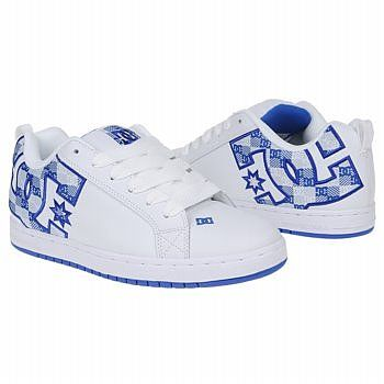 DC Shoes with blue!