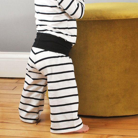 Toddler yoga pants pdf pattern wide leg easy by brindilleandtwig