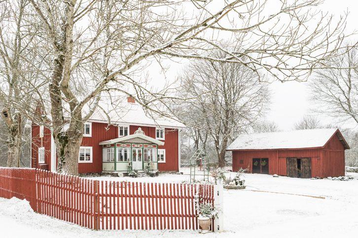 Made In Persbo: Vit jul i Småland