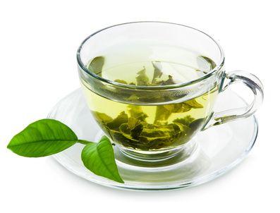 Wirkung grüner Tee im Schwedenbitter