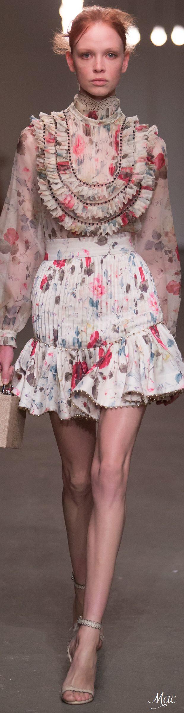 Spring 2016 Ready-to-Wear Zimmermann