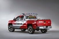 Silverado Z71 Volunteer Firefighter and Black Ops Concepts