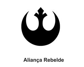 Adesivo Star Wars - Aliança Rebelde