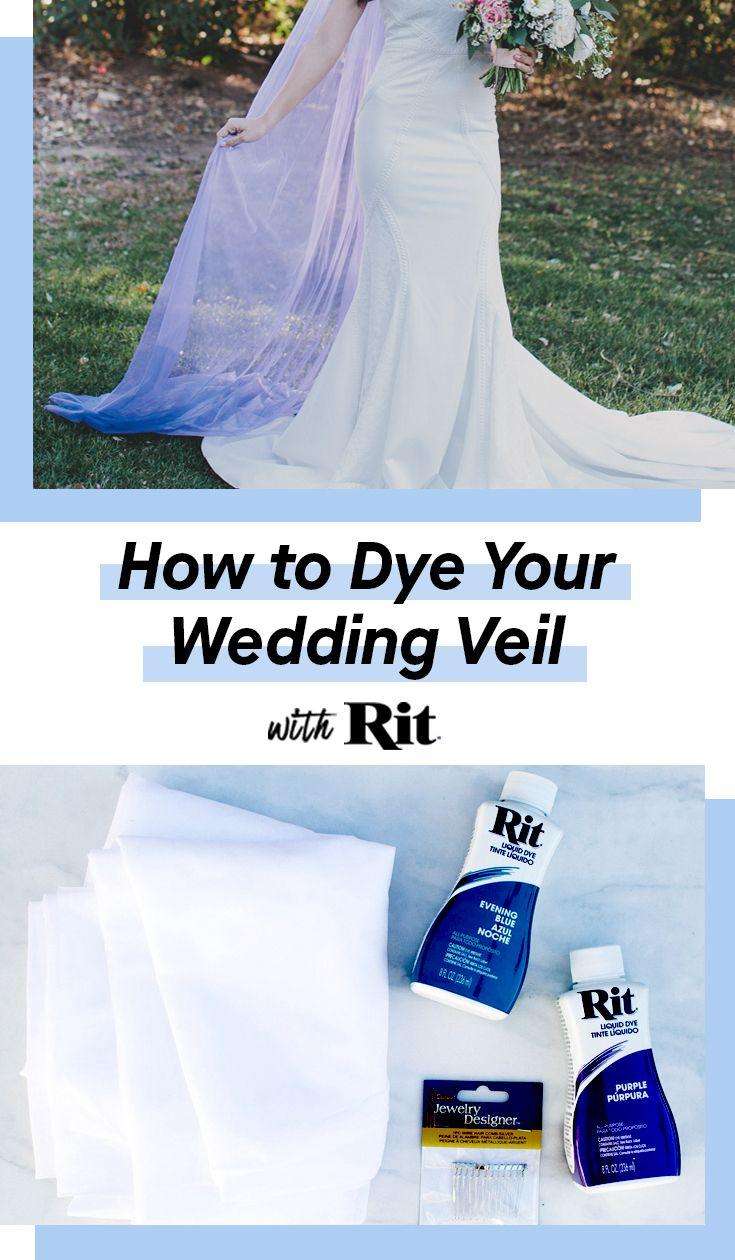 Dye wedding dress after wedding  A Custom Dyed Wedding Yes Please  Pinterest  Place cards