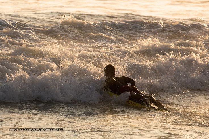 https://flic.kr/p/UvbCZB | Waves at Nai Harn beach, Phuket island, Thailand | Fishing, yacht, islands and sunsets at our fishing tour from Phuket to deep sea.   Больше фото и рассказов из моих путешествий по земле и на яхте на форуме forum.linvoyage.com