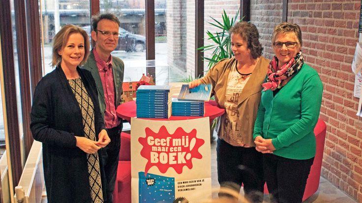 boek voor kinderen van Voedselbankklanten
