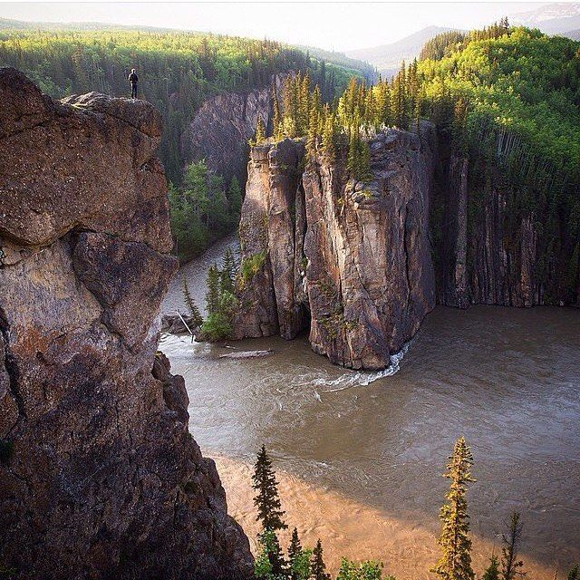 Willmore Wilderness Park , Alberta, Canada ⠀ ⠀ Photography by @Taylormichaelburk ⠀ �