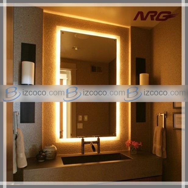Bathroom Mirrors With Lights Behind