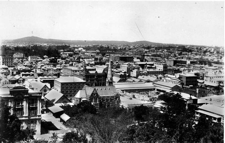 1899 Brisbane CBD