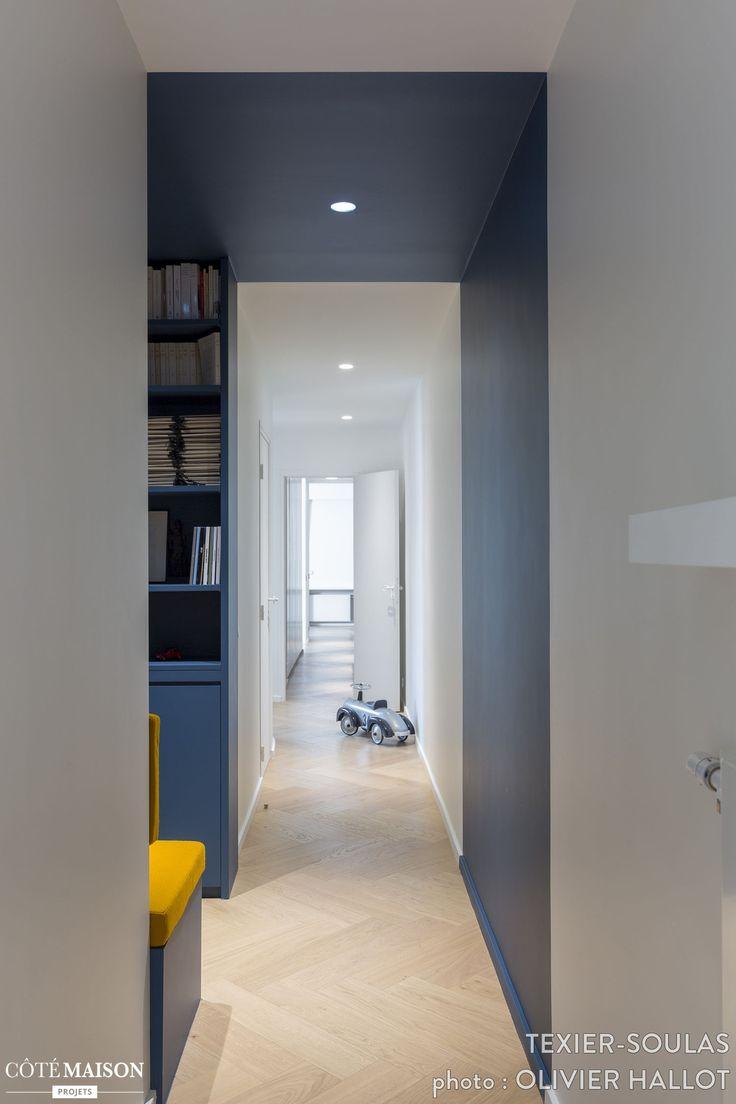 Un grand appartement familial de 190 m2 – 2016, Texier-Soulas – Côté Maison