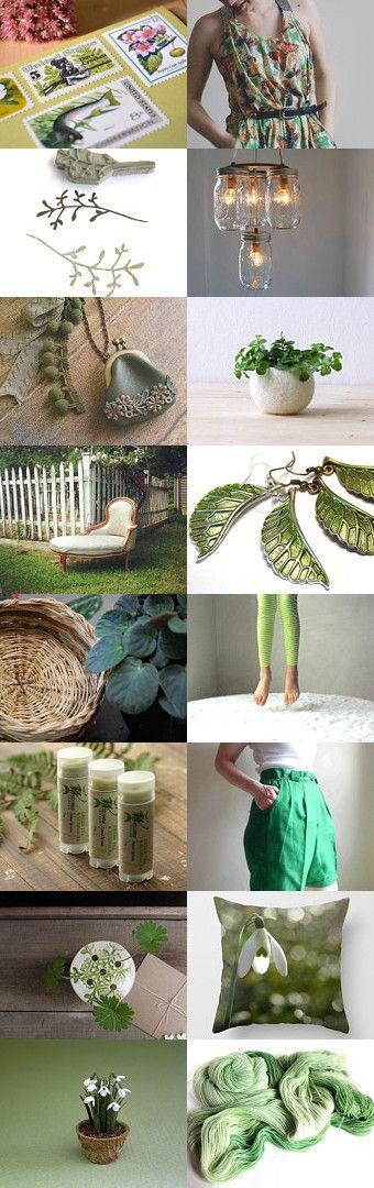 I long to see, the greens of Spring by Sin�ad on Etsy--Pinned with TreasuryPin.com