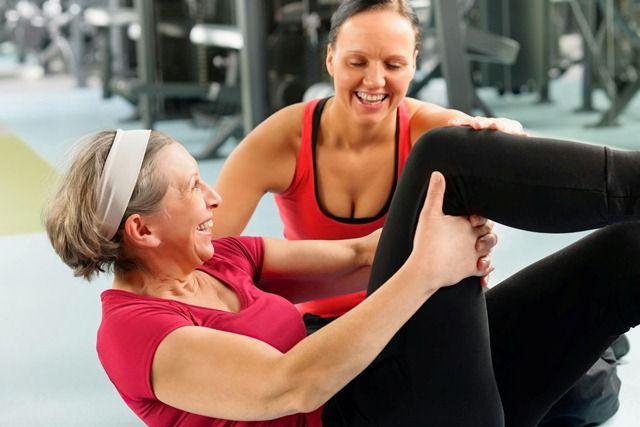 Fitneszgyakorlatok otthonra – a has, lábak és a #fenék #edzése