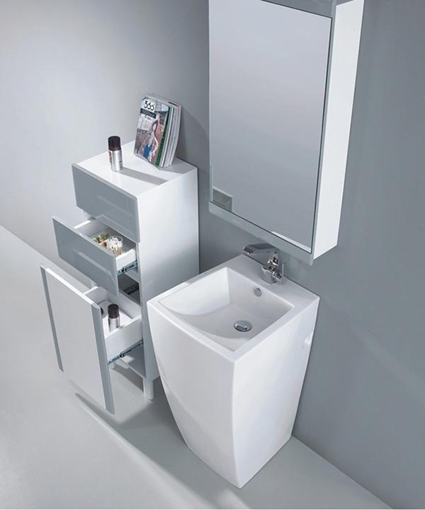 Ideen Fur Standwaschbecken Setzen Sie Einen Stilvollen Akzent In