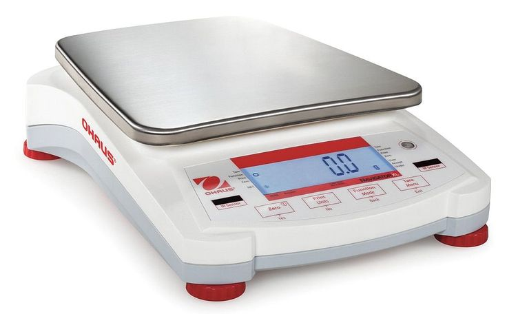 Ohaus NVL10000/1 NavigatorTM Portable Scales 10kg X 1g. Unique combination of features including touchless sensors, ultra-fast response time, and superior.