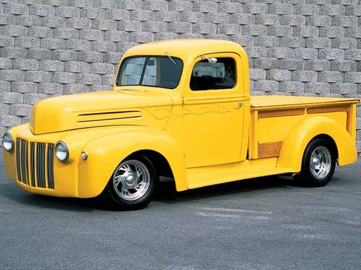 1947 Ford F1 Pickup