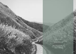 Landscape Architecture Portfolio  Manchuan Lin