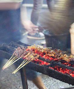 Suka makanan non halal? Coba aja ke Buana 94 Mangga Besar http://www.perutgendut.com/reviews/read/sate-babi-bakut-sayur-asin-buana-94-mangga-besar/493 #Review #Food #Kuliner #Indonesia