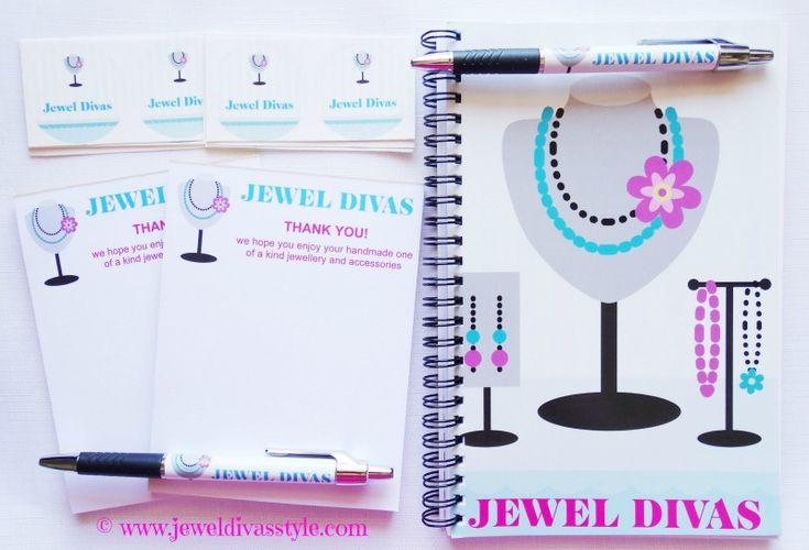 JDS - Brand New Jewel Divas Goodies From Vistaprint, on the blog - http://jeweldivasstyle.com/brand-new-goodies-from-vistaprint/