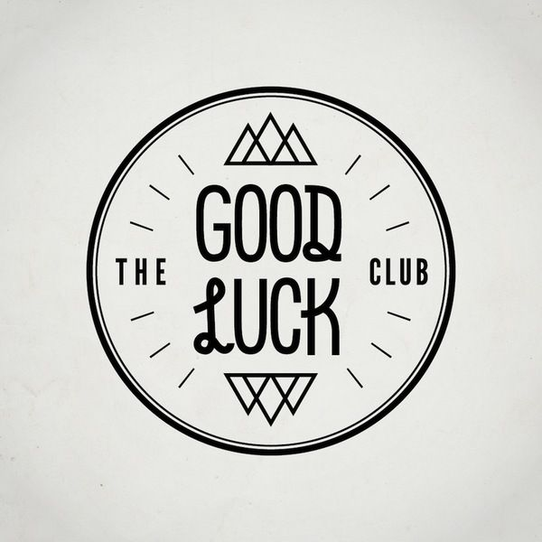 The Good Luck Club CI by Nicholas Christowitz: Graphic Design, Logos, Good Luck, Goodluck, Inspiration, Typo, Luck Club, Art Designs, Branding
