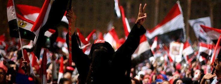 Αιγυπτιακή Επανάσταση: Πάλι από την αρχή...