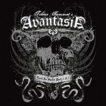 """L'album degli #Avantasia intitolato """"Lost In Space - Pt. I Pt. II""""."""