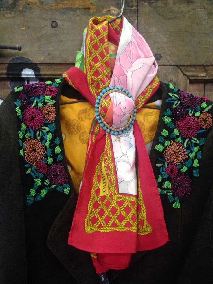 Nabuk and scarf by IBRIGU