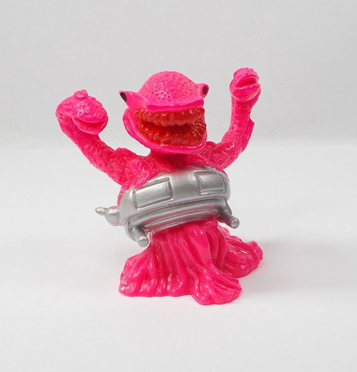 Monster In My Pocket - Space Aliens - 177 Venus Booby Trapper - Toy Figure