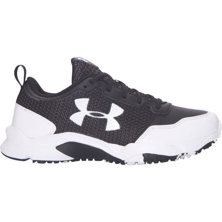 Under Armour Kids' Ultimate Turf Trainer Shoes, Kids Unisex, Size: 5.5, Black
