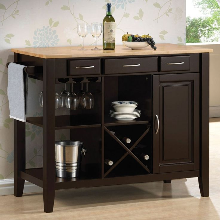 Movable Kitchen Island New For You: Best 25+ Portable Kitchen Island Ideas On Pinterest