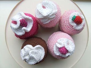 HaakYdee: Cupcake haken