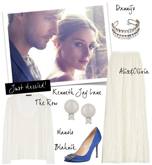 olivia palermo seoul le veon bell wedding dresses forwards # olivia ...