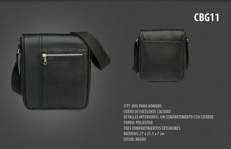 Bolso citybag CBG11