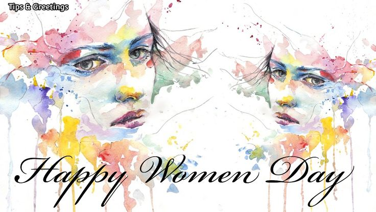 """International Women's Day 2018. Your Search for """"Womens Day"""" Ends Here. Wish your Dear one's with this Beautiful Video"""