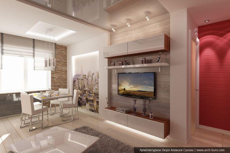 Дизайн квартиры в современном стиле | INTERIOR дизайн интерьера