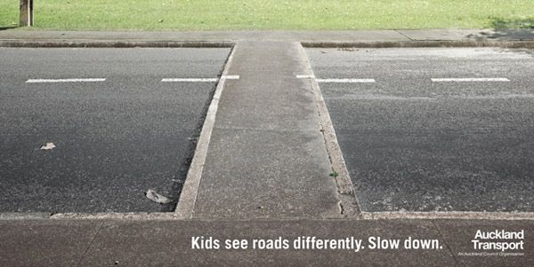 NZ Road Safety Ad