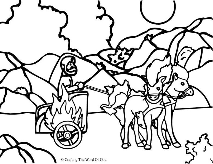 Fiery Chariot Images On Pinterest