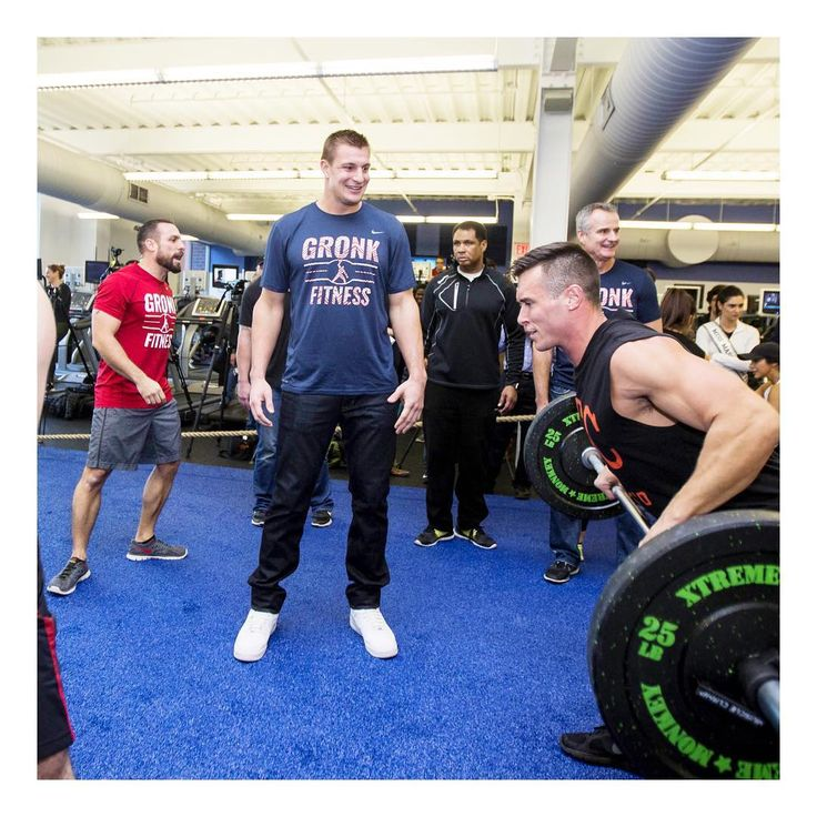 See this Instagram photo by @bsc_gym • 80 likes #GronkFitness #Gronk
