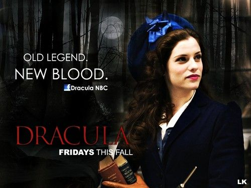 Dracula NBC 2013 promotional wallpaper - dracula-nbc Photo